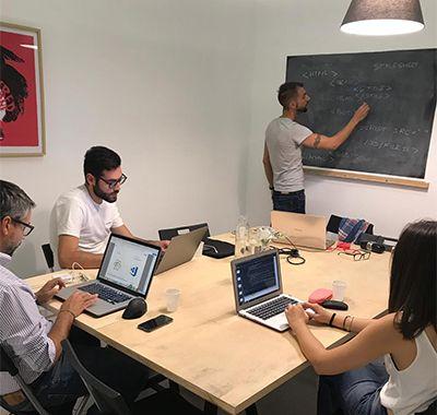 Corso di Web Design - Insegnante Mirko Ciesco