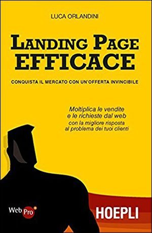 Landing Page efficace - libri web-marketing
