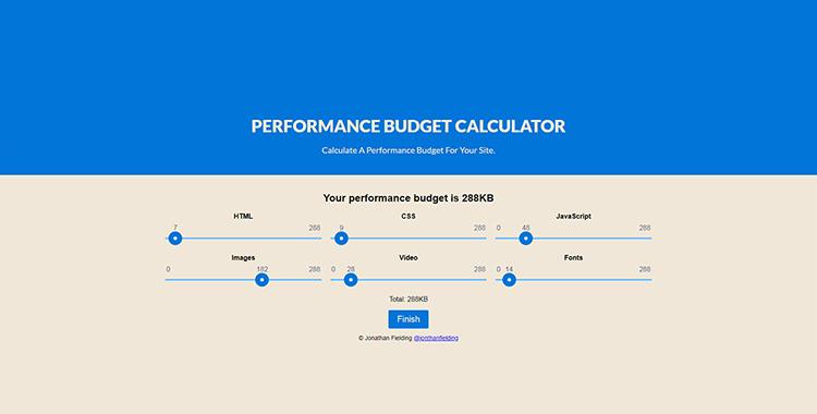 Calcolare performance budget - Mirko Ciesco