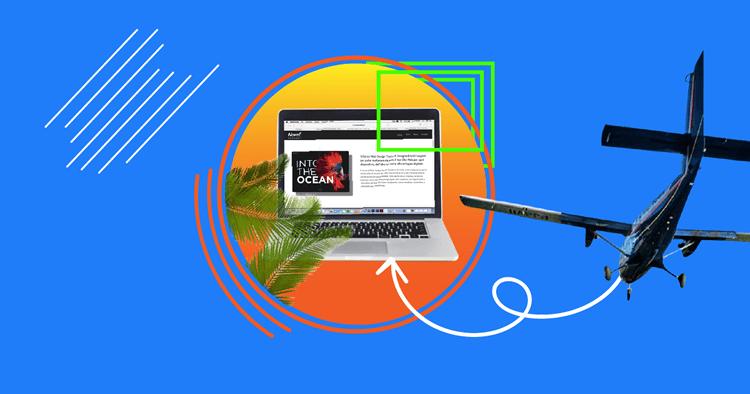 Perché creare una landing page (efficace) per il tuo blog o sito web - Mirko Ciesco