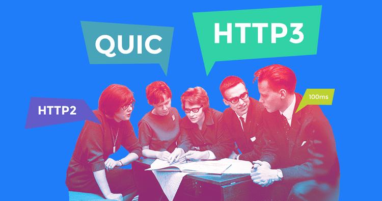 HTTP/3 e QUIC: il nuovo protocollo basato su UDP