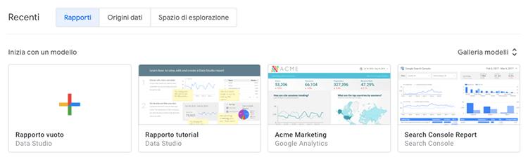 google data studio analisi kpi