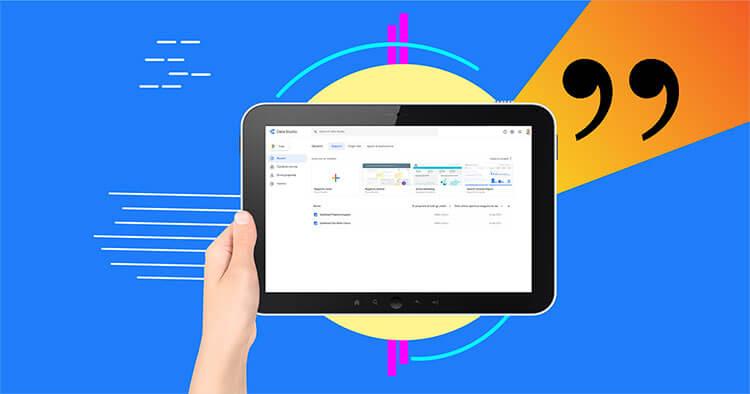 Google Data Studio, cos'è e a cosa serve questo tool