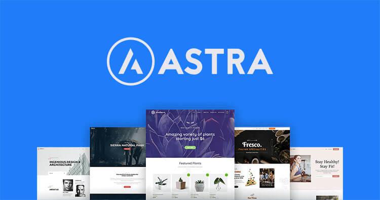 Astra, il tema WordPress: la recensione e le informazioni utili